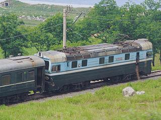 Chongnyonjol Kinyom-class locomotive
