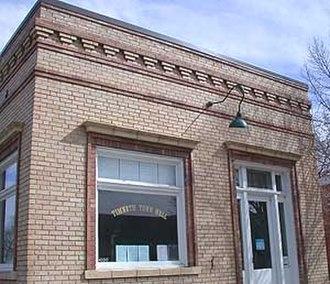 Timnath, Colorado - The Timnath Town Hall