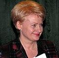 Dalia Grybauskaite Mazeikiuose.2009-04-29.jpg
