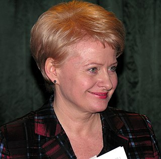 2009 Lithuanian presidential election Election in Lithuania