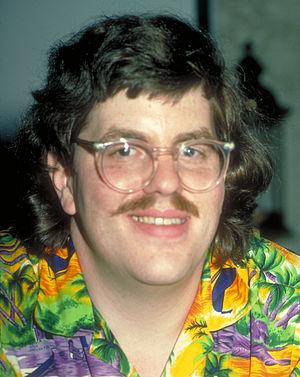 Dan Steffan - Dan Steffan in the 1980s.
