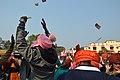 Dancing Barajatri - Odia Hindu Wedding Ceremony - Kamakhyanagar - Dhenkanal 2018-01-24 7832.JPG