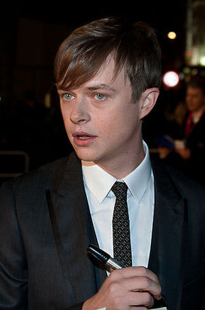 Dane DeHaan - DeHaan at the London Film Festival premiere of Kill Your Darlings, November 2013
