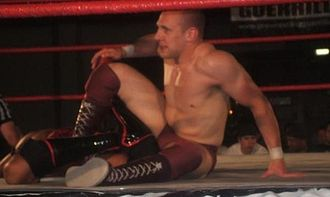 Daniel Bryan - Danielson in the ring in 2006