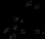 Strukturformel des Danihefsky-Diens