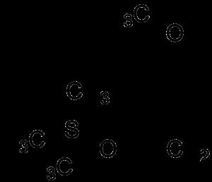 Danishefsky's diene - Image: Danishefsky Diene Structural Formulae