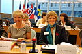Danske medlemmer av Nordisk rads Presidium i Europaparlamentet i Brussel.jpg