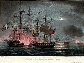 Raid on Dunkirk (1800)