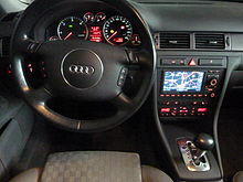 Audi Navigation Plus Wikipedia - Audi rns e