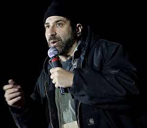 Dave Attell - Dave Attell in December 2009