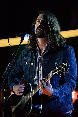 Dave Grohl - Concert for Valor in Washington, D.C. Nov. 11, 2014.jpg