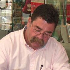 A portrait of David Boon