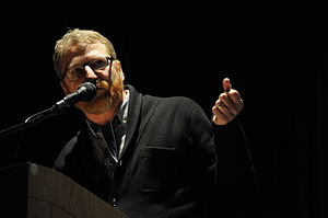 David Lowery (musician) - David Lowery attending a book reading in 2011