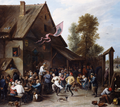David Teniers the Younger (1610-1690) - A Kermis on St George's Day, 1649.png