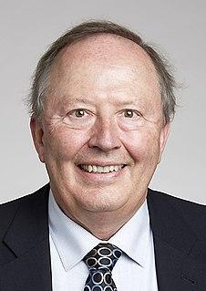 G. David Tilman American ecologist (born 1949)