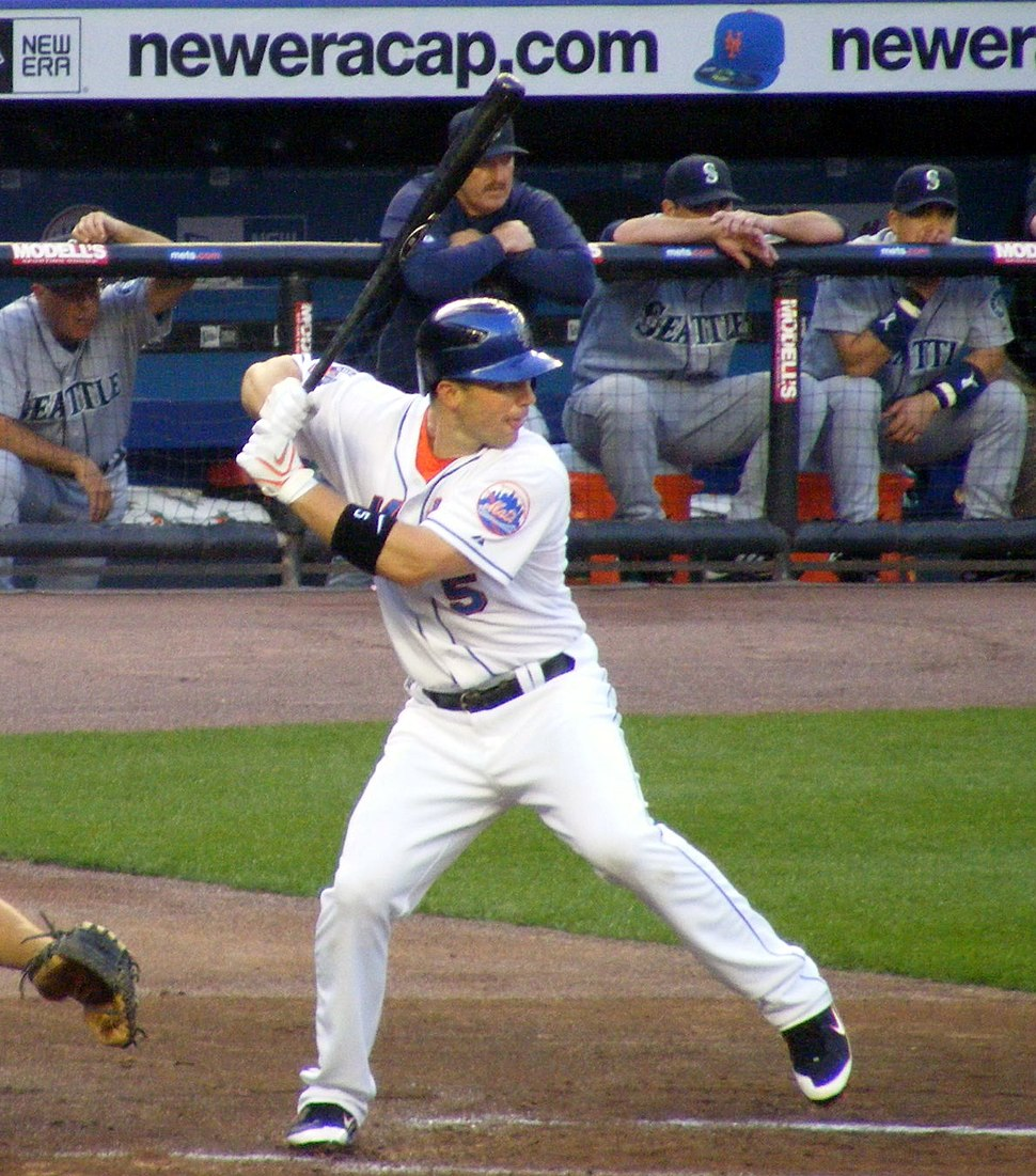 David Wright on June 23, 2008