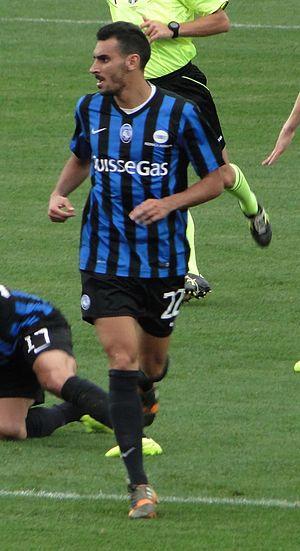 Davide Zappacosta - Davide Zappacosta in action with Atalanta in the 2014–15 season