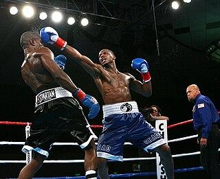 Chad Dawson American boxer