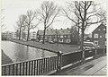 De Lorentzkade gezien vanaf de Vlaamse Brug. NL-HlmNHA 54031558.JPG