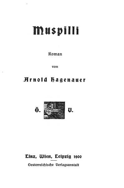 File:De Muspilli hagenauer.djvu