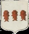 De Rouget (armorial Ch. d'Hozier).png