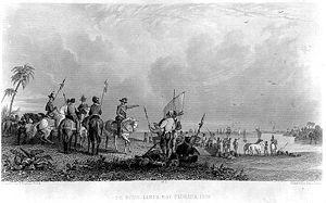 Hernando de Soto à Tampa Bay en 1539