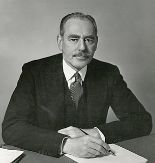 Dean Acheson Statesman and lawyer
