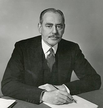Truman Doctrine - Dean Acheson (1893–1971), who helped craft Truman's doctrine, was named his secretary of state the following year.