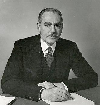 Dean Acheson - Image: Dean G. Acheson, U.S. Secretary of State