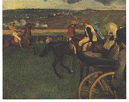 Degas - Beim Rennen.jpg