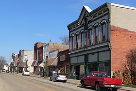 Delavan, Illinois Locust Street from S 2.jpg