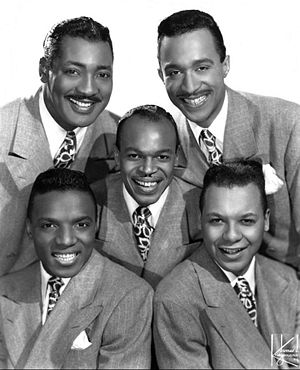 The Delta Rhythm Boys - Image: Delta Rhythm Boys