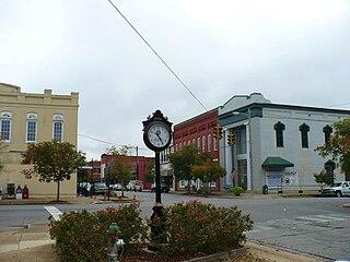 Demopolis Historic Business District