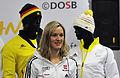 Denise Herrmann bei der Olympia-Einkleidung Erding 2014 (Martin Rulsch) 05.jpg