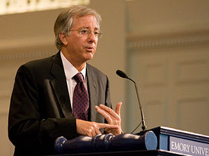 Dennis Ross - Ross speaking at Emory University