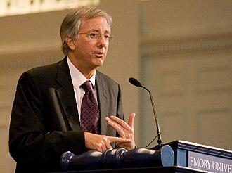 Dennis Ross - Ross speaking at Emory University