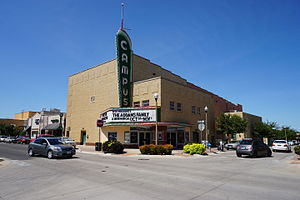 Denton Community Theatre - Campus Theatre in Denton, home of the Denton Community Theatre