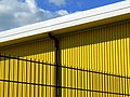 Detail, west elevation, Big Yellow Self Storage Co. Drakes Way, Swindon - geograph.org.uk - 509274.jpg