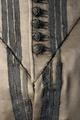 Detaljbild på mönster, Gustav II Adolfs dräkt från Kleinwerder år 1627 - Livrustkammaren - 5353.tif