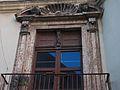 Detall de la finestra del balcó de l'alqueria de Julià, València.jpg