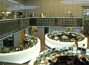 Reform of the United Nations Security Council - The Frankfurt Stock Exchange, operated by Deutsche Börse, is among the world's largest exchanges.