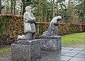 Deutscher Soldatenfriedhof Vladslo - Trauernde Eltern.jpg