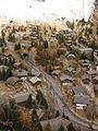 Deutsches Museum Verkehrszentrum - Matterhorn Gotthard Bahn Model railway exposition 2.jpg