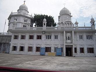 Dhubri - Gurdwara Sri Guru Tegh Bahadur Sahib at Dhubri