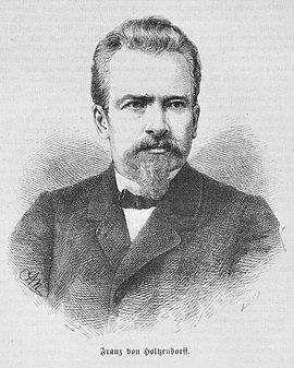 Franz von Holtzendorff