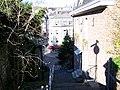 Die Klostertreppe in Burtscheid, Blick zum Burtscheider Markt - panoramio.jpg