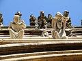 Dijon - Eglise Notre-Dame - Gargouilles 7.JPG