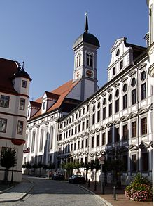 Dillingen an der Donau – Wikipedia