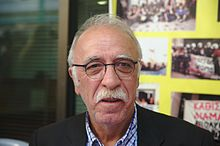 Dimitris Vitsas May 2015.jpg