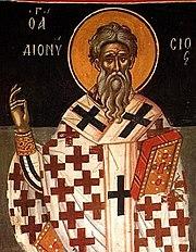 Dionisii alek